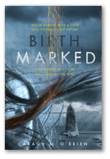 Novel Birthmarked Book Cover