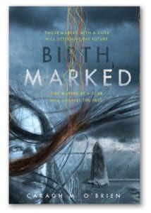 BirthMarked Novel Book Cover