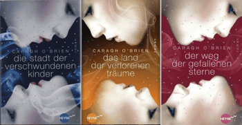 The Birthmarked trilogy in Germany