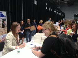 Signing at BEA 2014