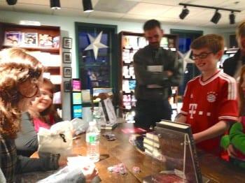 At RJ Julia Bookseller's