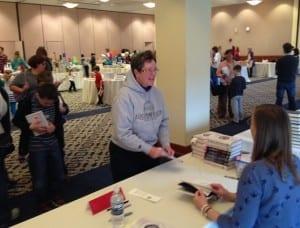 CT Children's Book Fair, 2014, Storrs, CT