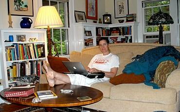 Author Caragh O'Brien