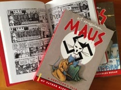 Spiegelman Comes to the Jorgensen, March 3, 2014