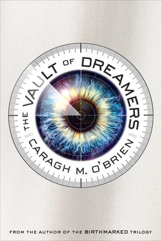 The Vault of Dreamers cover art by Beth Clark