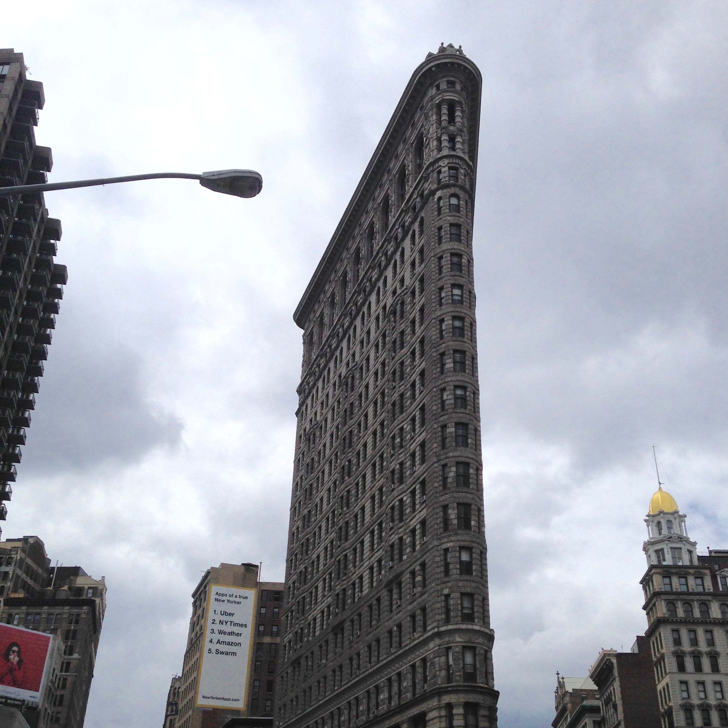 The Flatiron Building, home of Macmillan Children's Publishing Group