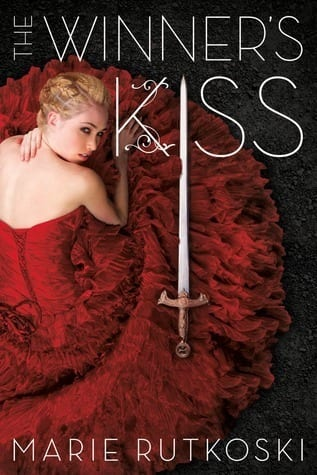 Marie Rutkoski's The Winner's Kiss